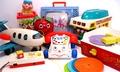 Nostalgic Toys & Gerald Kean