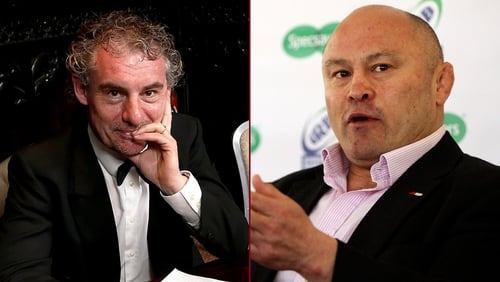 Journalists Gerry Thornley and Brian Moore have engaged in a war or words relating to the ERC dispute engulfing European rugby at present