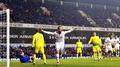 Soldado hits hat-trick for Tottenham