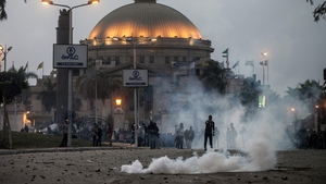 There have been almost daily protests in Cairo by Mursi supporters