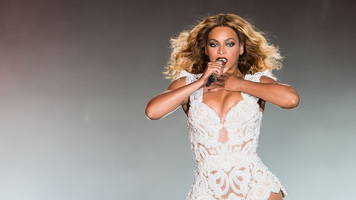 Beyoncé tops box-office