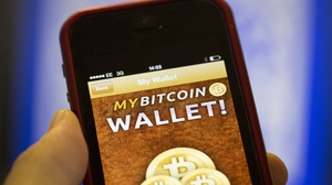 Users of the new Bitcoin ATM will have to have a digital wallet set up in which to store their virtual currency
