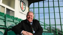 New London Irish owner Mick Crossan says they want to strengthen traditional links with Ireland.
