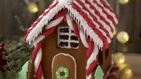 Siucra's Christmas gingerbread house - Get excited about the upcoming festive season by creating your own Siúcra Christmas Gingerbread House.  Siúcra has created a step by step recipe to make this seasonal favourite.