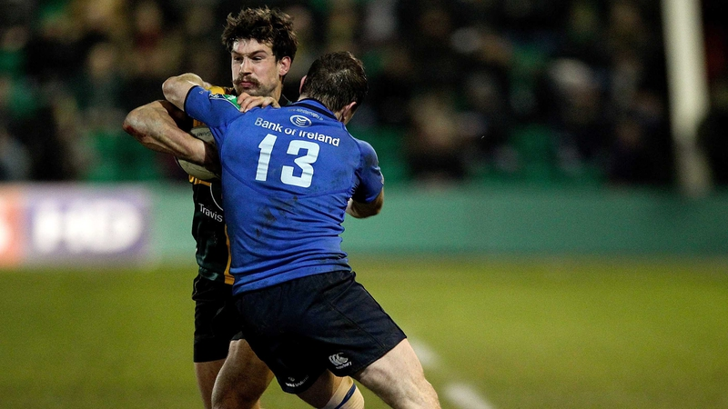 Brian O'Driscoll was superb in all facets last week