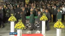 Mandela making final journey home