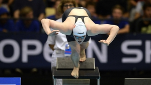 Fiona Doyle is only the fifth Irish swimmer to make a European long course final