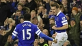 Coleman on mark as Toffees find extra gear