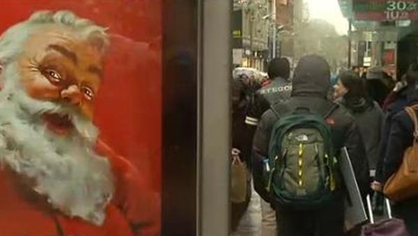 Retail group predicting festive sales up marginally on last year