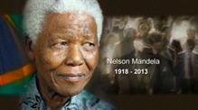 Funeral service for Nelson Mandela