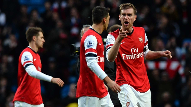 Per Mertesacker has strong words for midfielder Mesut Ozil for not appreciating the Arsenal travelling support