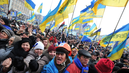 Political Unrest in The Ukraine