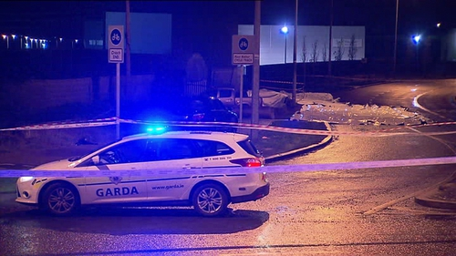 Gardaí are investigating the shooting in Finglas