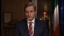 Taoiseach Enda Kenny's address to the nation