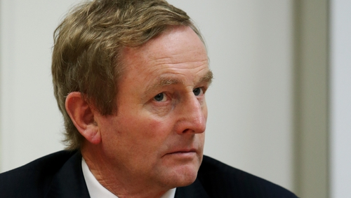 Sunday Times opinion poll indicates big rises in support for Coalition and Enda Kenny despite 59% dissatisfaction rating with Government
