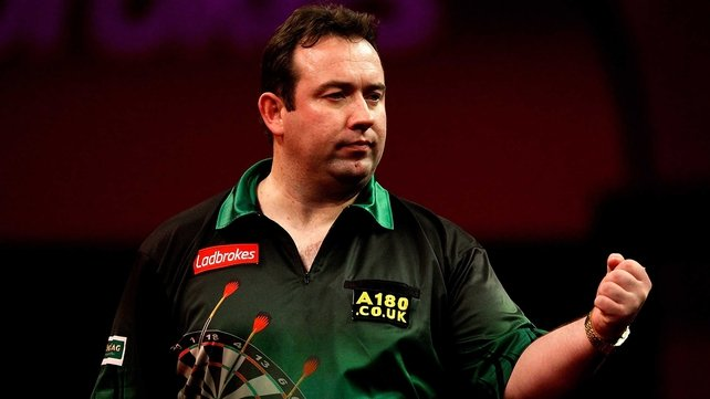 Brendan Dolan won 3-0 in his first round clash