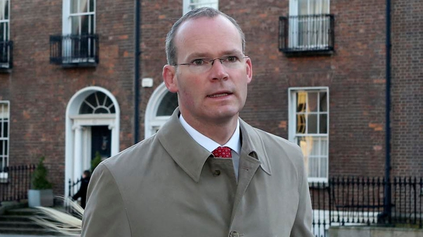 Simon Coveney said the current proposals would have a dramatic effect on coastal communities (Pic: Sam Boal/Photocall Ireland)