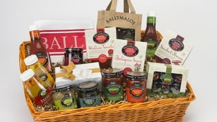Four Ballymaloe hampers to giveaway!