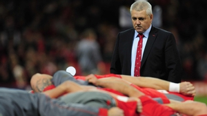 Warren Gatland will lead the Lions for a second time
