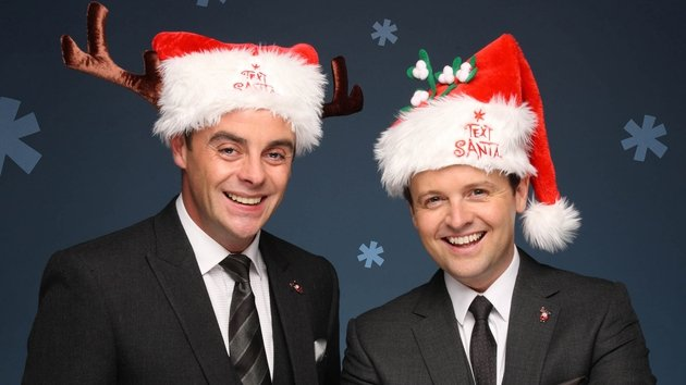 Tune in to Text Santa at 8pm on UTV