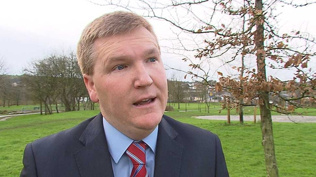 Michael McGrath said he wanted more detail on plans to create jobs in the short-term