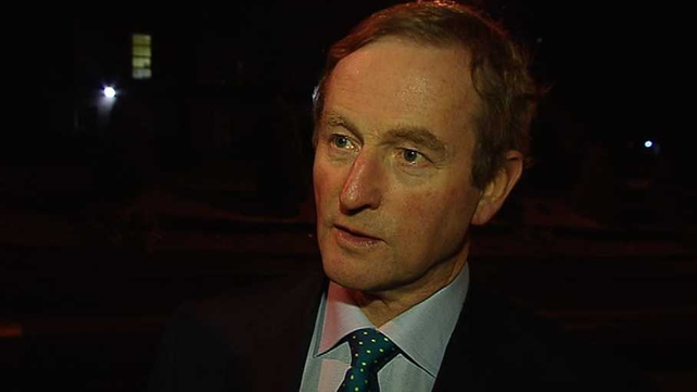 Taoiseach Enda Kenny said the Government's medium-term economic plan will focus on jobs