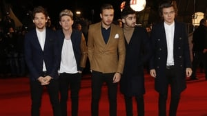 One Direction ahead of the NRJ Music Awards in France