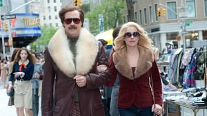 Will Ferrell and Christina Applegate in Anchorman 2: The Legend Continues