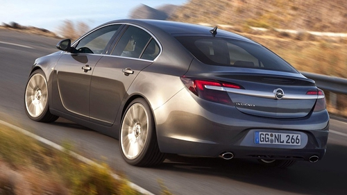 Almost 400 Insignia cars are being recalled.