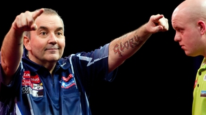 Phil Taylor claimed his 16th World Championship darts title, beating Michael van Gerwen
