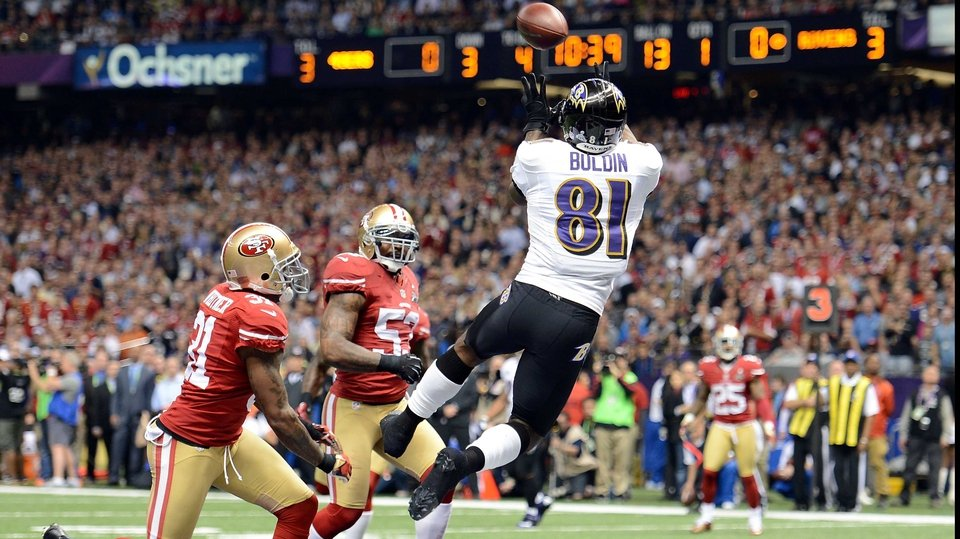 The Baltimore Ravens won the 47th Super Bowl, beating the San Francisco 49ers in New Orleans