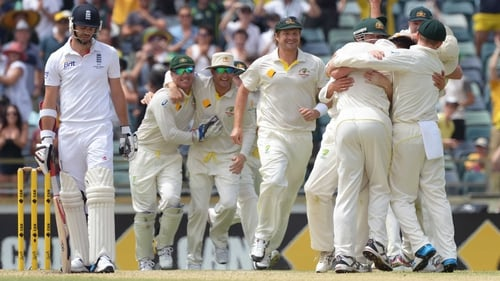 Australia have taken an unassailable 3-0 lead in this Ashes series