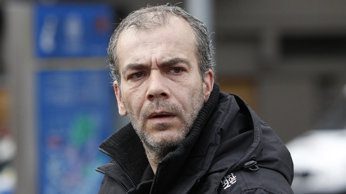 Colin Duffy and two others are accused of conspiring to murder and belonging to a proscribed organisation