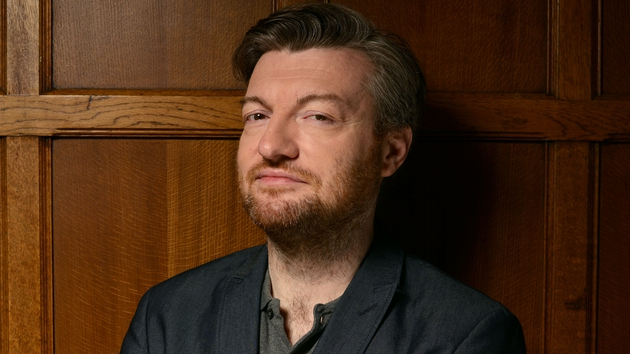 Charlie Brooker rounds up the year in 2013 Wipe