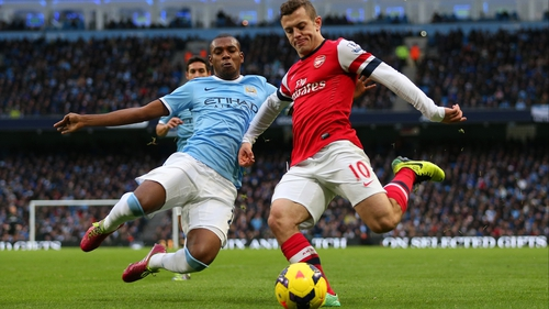 Jack Wilshere will face an FA charge over an alleged gesture made towards Manchester City fans