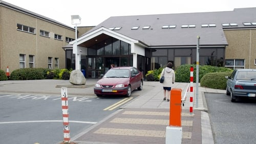 The man's body was taken to University Hospital Waterford