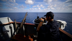 Italy's navy said vessels were on their way to the scene of the incident