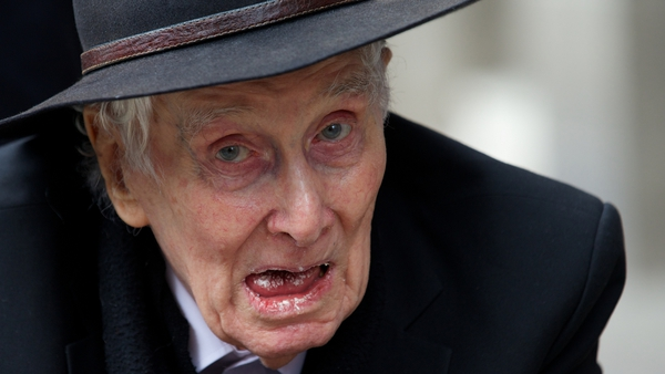 Ronnie Biggs spent 36 years on the run before surrendering to police