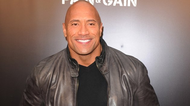 Dwayne Johnson is Hollywood's highest-grossing star