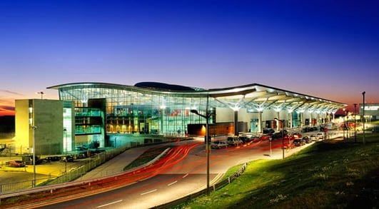 Weekly Work Emigration at Cork Airport