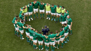 NOVEMBER Joe Schmidt took charge of Ireland for the autumn internationals having been appointed as head coach back in April