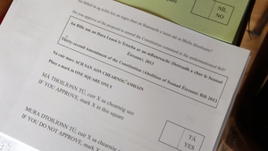 Juts over half of those surveyed said they found it 'quite difficult' or 'very difficult' to tell from the ballot paper what they were being asked to vote for