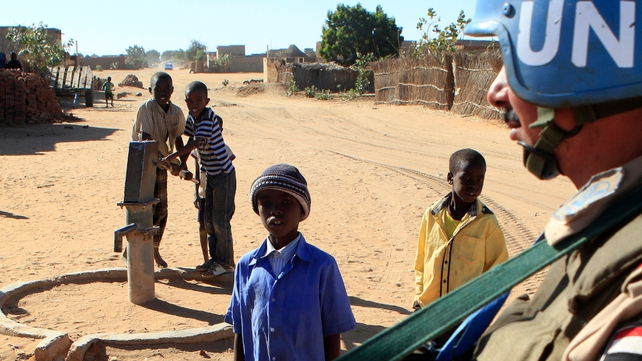 Workers went missing in Sudan's Darfur region which has been experiencing its worst violence in a decade