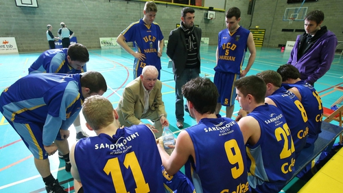 UCD Marian play host to Templeogue