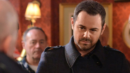 Danny Dyer: not going to change his 'brand' for the Beeb