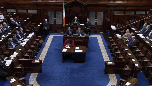 Dail proceedings