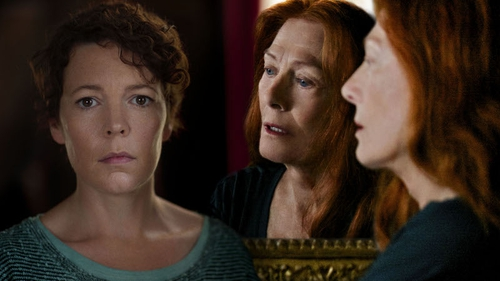 Olivia Colman and Vanessa Redgrave star in The Thirteenth Tale