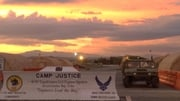 Most detainees at Guantanamo have been held for a decade without trial