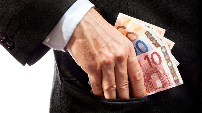 White collar cash accounted for €16.5m of the money recovered by Revenue