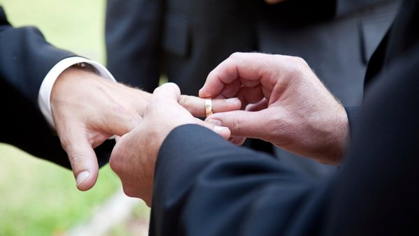 Roughly 1,400 gay and lesbian couples have wed across the state since the ruling